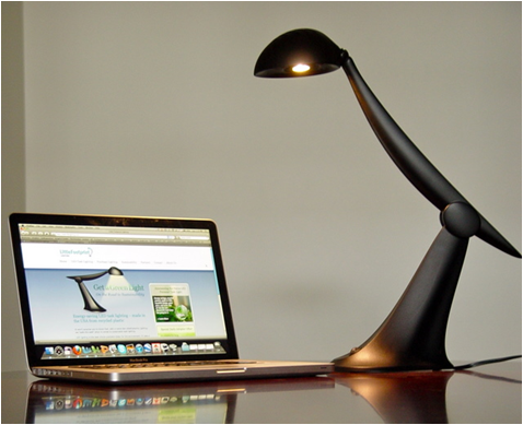 Heron LED Desk Lamp